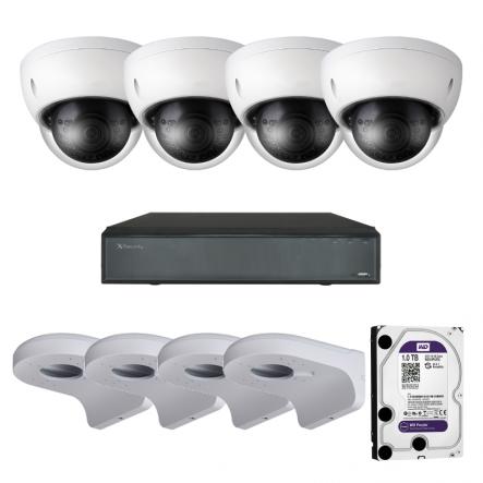 x-security-complete-set-met-2mp-dome